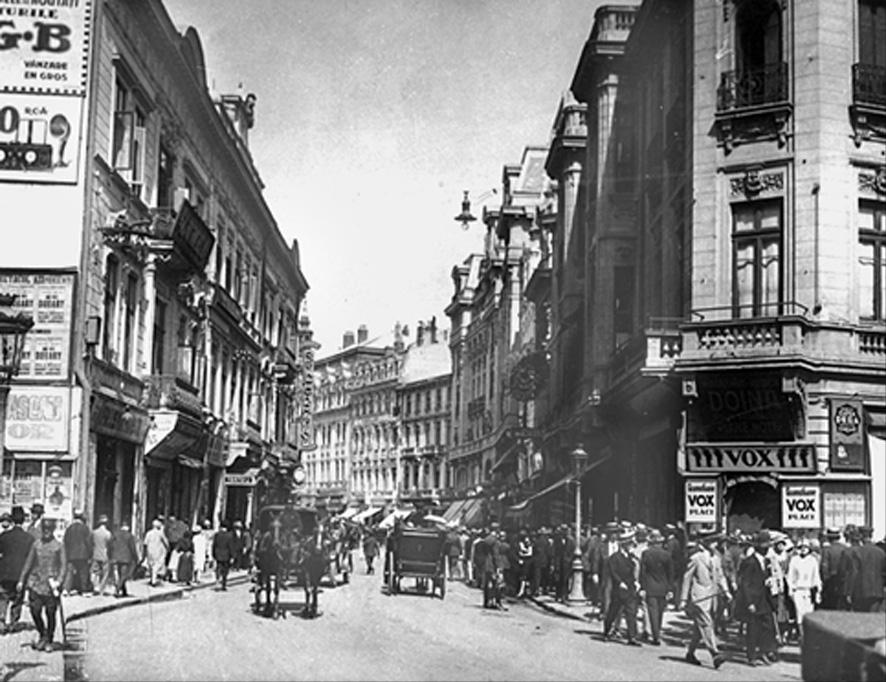 Calea Victoriei, 1930