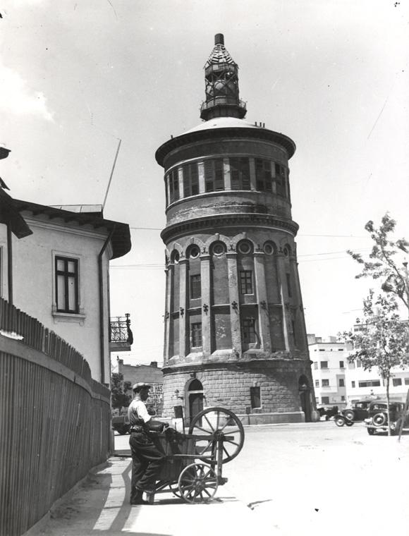 Foișorul de Foc, 1929
